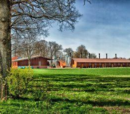 Landwirtschaftliches Wirtschaftsgebäude