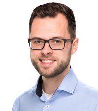 Portraitfoto von Matthias Grieß