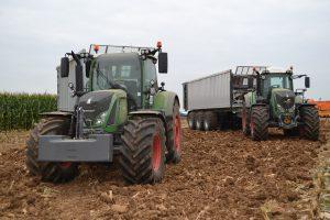 Auch landwirtschaftliche Lohnunternehmen sind von den GüKG-Vorschriften betroffen.