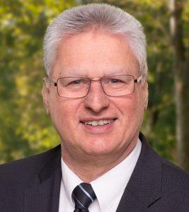 Portraitfoto von Volker Hahn