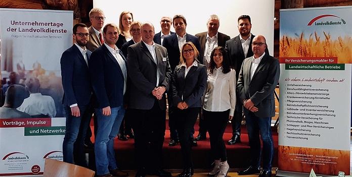 Ihr Team der Landvolkdienste GmbH