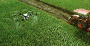 Drohnen in der Landwirtschaft